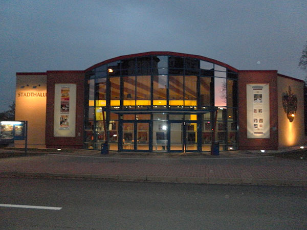 Stadthalle Eisenberg