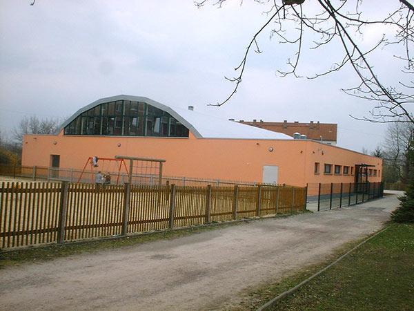 Turnhalle / Schule in Eisenberg
