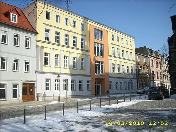 Verwaltungsgebäude<br> Eisenberg